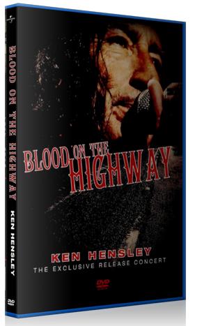 Ken Hensley - Blood On The Highway (2008, Blu-ray)