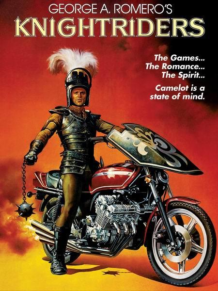 Рыцари-наездники / Knightriders(Джордж А. Ромеро / George A. Romero) [1981, США, драма, BDRemux 1080p] DVO (НТВ+) + AVO (Алексеев) + AVO (Дольский) + Sub Eng + Original Eng