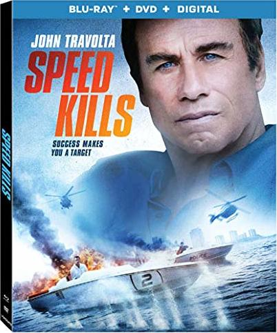 Скорость убивает / Speed Kills (2018) BDRemux [EN / EN, Sp Sub]