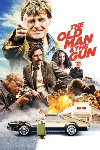 Старик с пистолетом / The Old Man & the Gun (2018) HDRip от Dalemake | BadBajo