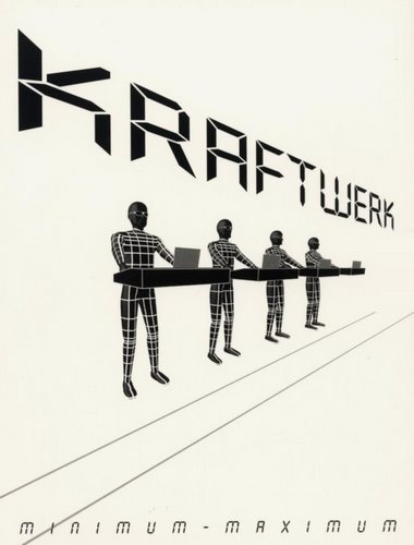 Kraftwerk - Minimum - Maximum (2005, DVDRip)