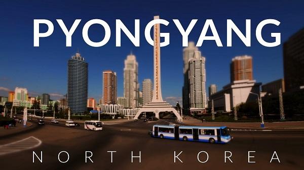 Своеобразный Пхеньян - Северная Корея / Peculiar Pyongyang - North Korea (2018) WEBRip 2160p