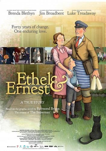 Этель и Эрнест / Ethel & Ernest (2016) HDTVRip 1080p