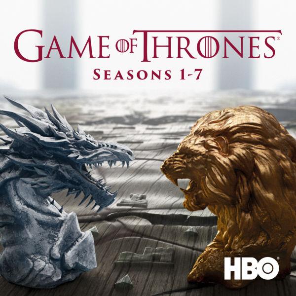 Игра престолов / Game of Thrones [S01-07] (2011-2017) BDRip | AlexFilm