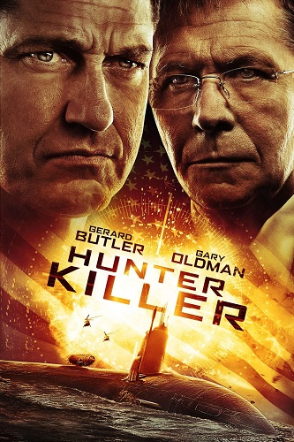 Hunter Killer 2018 1080p WEB-DL H264 AC3-EVO