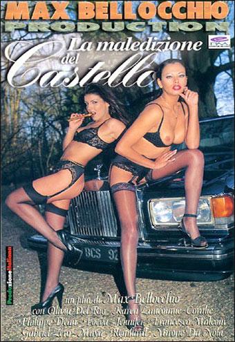 Проклятье Замка / Черная вдова / La Maledizione Del Castello / Die Schwarze Witwe