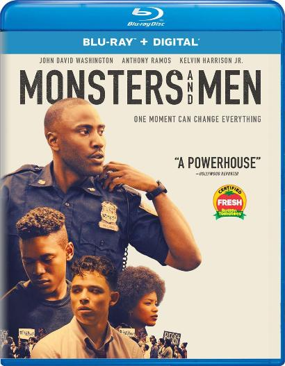 Монстры и люди / Monsters and Men (2018) BDRip от Dalemake   L2