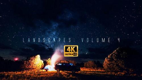 Пейзажи: Том 4 / Landscapes: Volume 4 (2015) WEBRip [H.264/2160p] [4K, HDR]