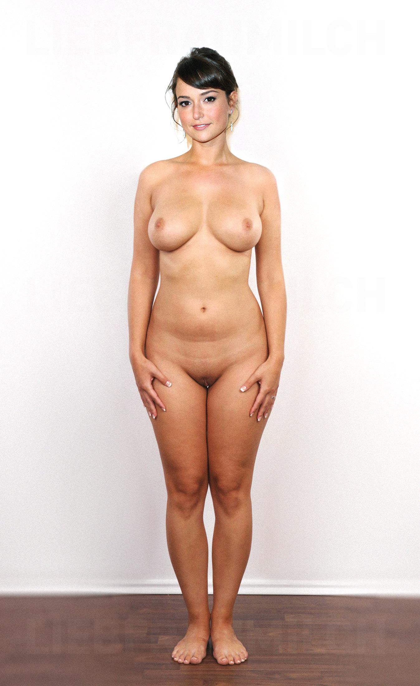 Milana vayntrub ever been nude