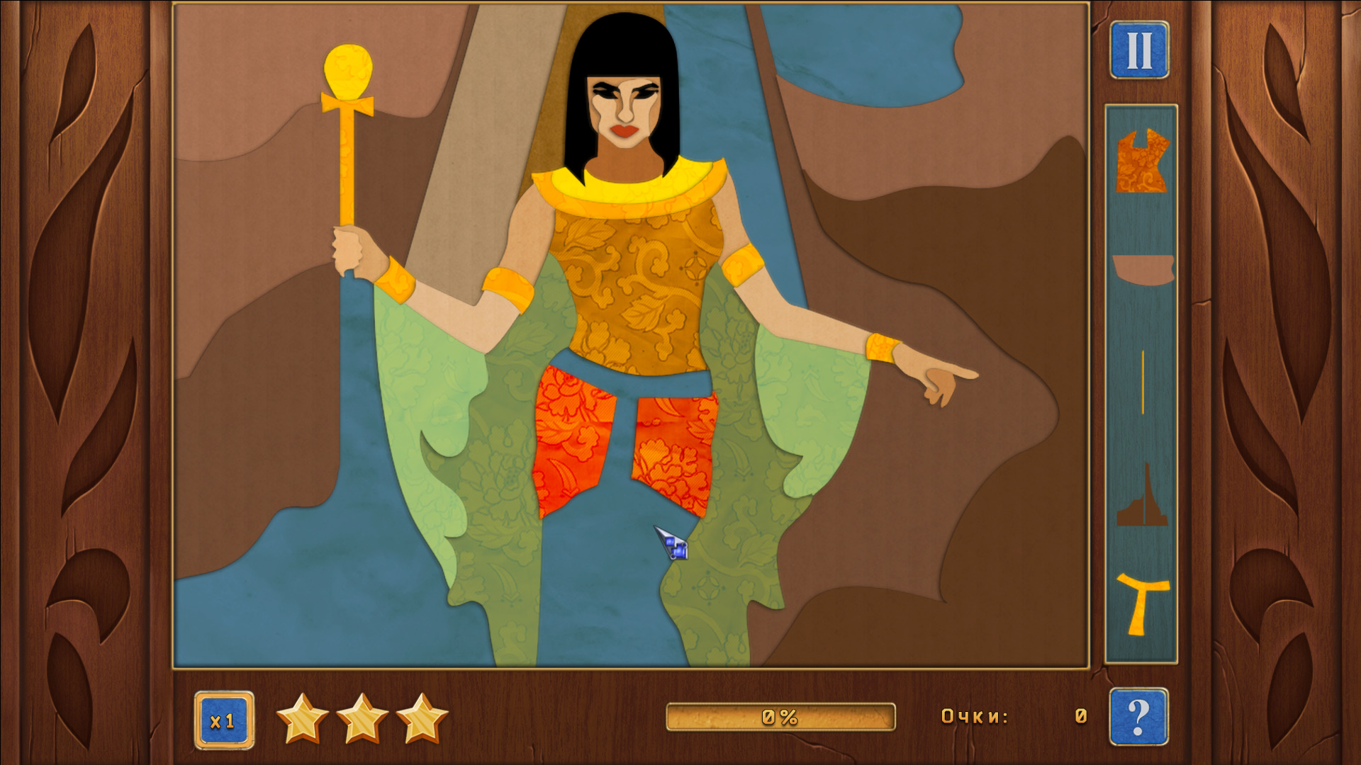 Mosaic Game of Gods III (2019/PC/Русский), Unofficial