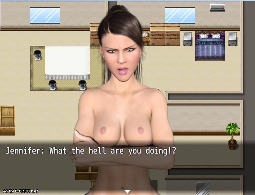 Corrupting Jennifer / Развращение Дженнифер [2017] [Uncen] [RPG, 3DCG] [Android Compatible] [ENG] H-Game
