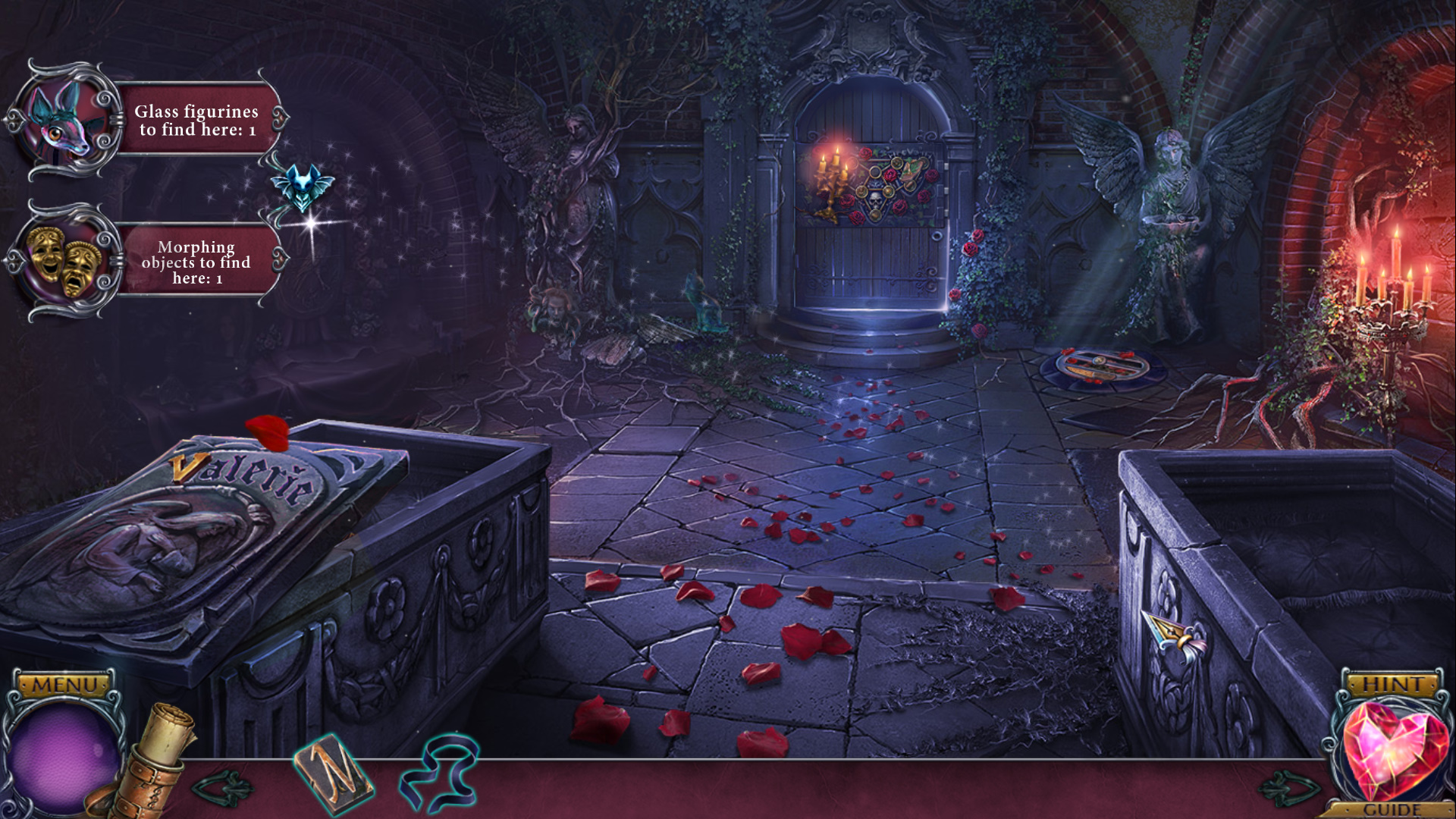 Immortal Love 5: Kiss of the Night Collector's Edition (2018/PC/Английский), Unofficial