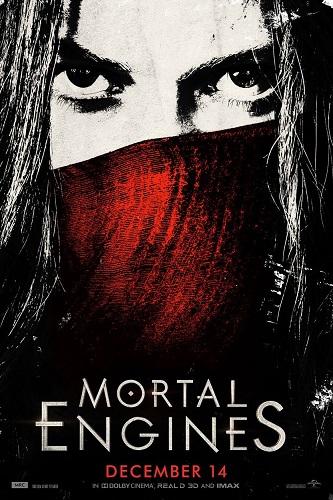 Mortal Engines 2018 1080p HC HDRip X264-EVO