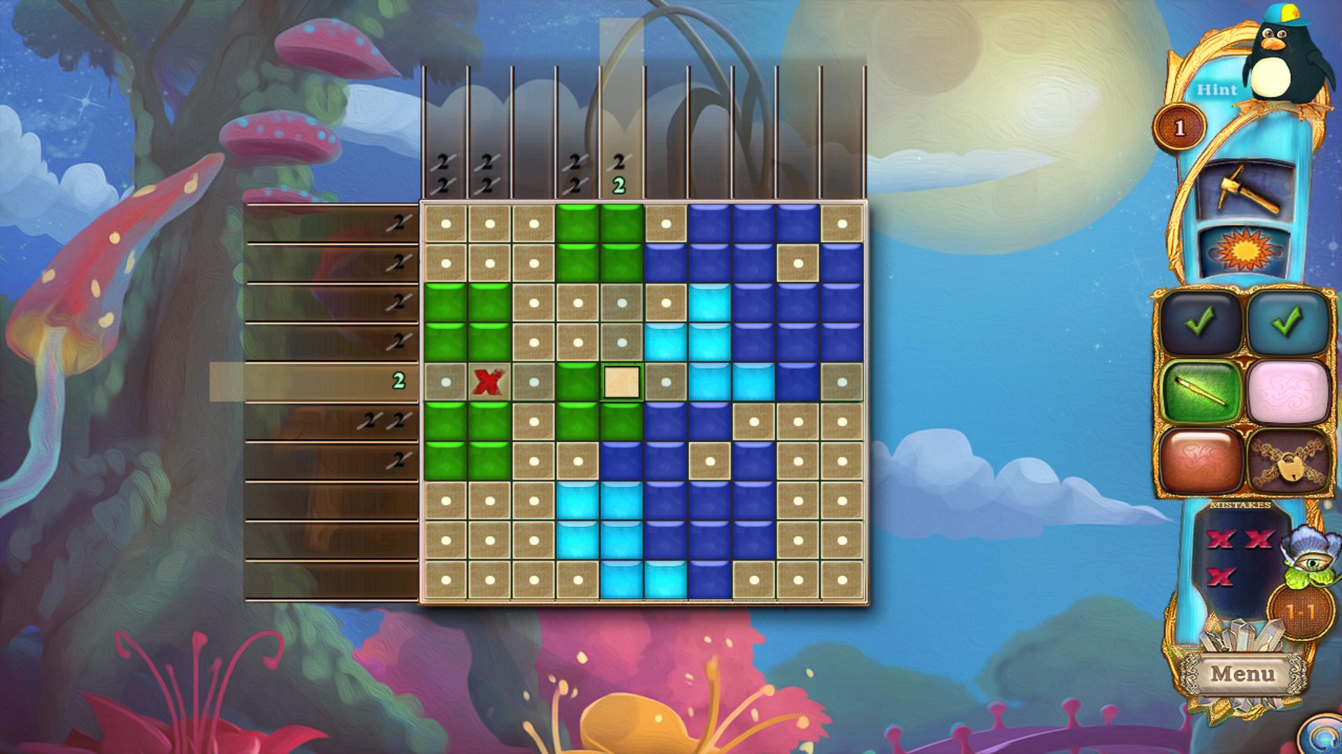 Immortal Fantasy Mosaics 31: First Date (2018/PC/Английский), Unofficial