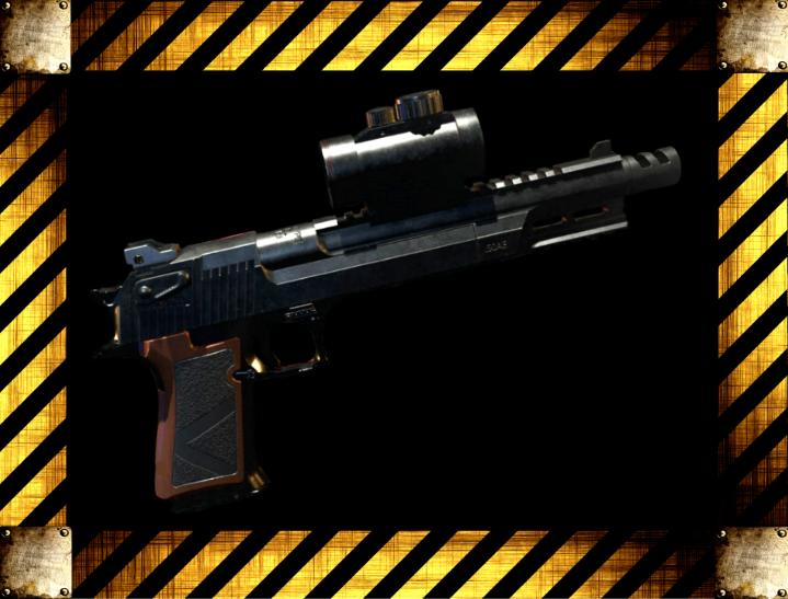 Оружие Resident Evil 2: Remake 6cae10e28c07ce4957abba5f86adc7ef