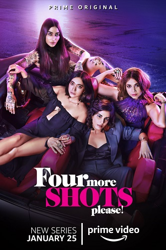 Four More Shots Please S01 1080p AMZN WEB-DL DD5 1 H264-8CLAW