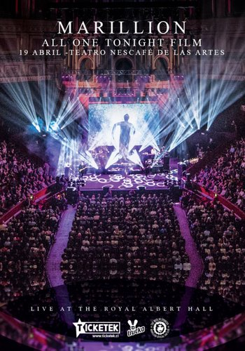 Marillion - All One Tonight - Live At The Royal Albert Hall (2018, BDRip 1080p)