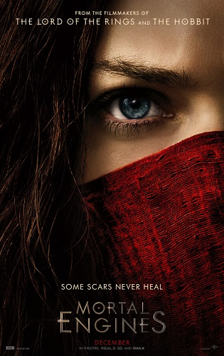 Mortal Engines 2018 1080p BluRay x264-SPARKS
