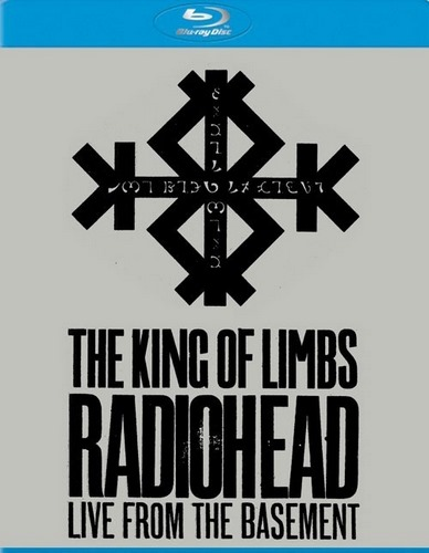 Radiohead: The King of Limbs - Live From the Basement (2011, Blu-ray)