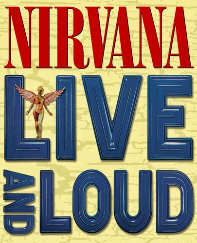 Nirvana - Live and Loud 1993 (2013, DVD9)