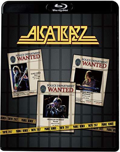 Alcatrazz - Parole Denied - Tokyo 2017 (2018, Blu-ray)