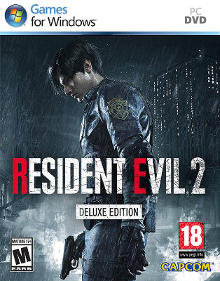 [PC] RESIDENT EVIL 2 / BIOHAZARD RE:2 (2019) Deluxe Edition Multi - FULL ITA