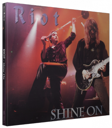 Riot - Shine On (2017, DVD5)