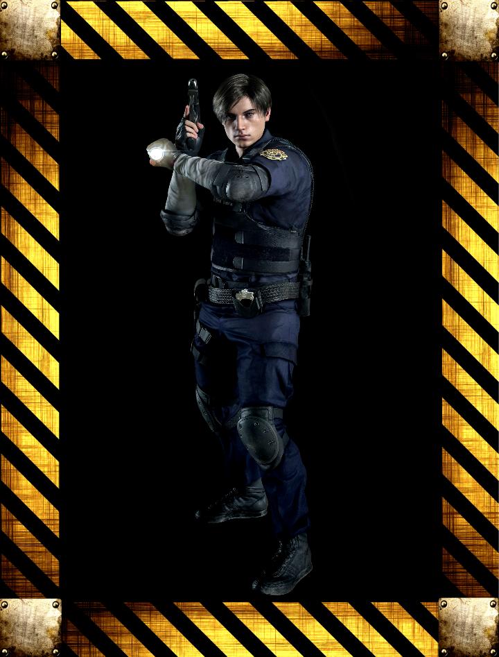 Персонажи Resident Evil 2: Remake E2554dc270d21ac6ffa61b9f87116c65