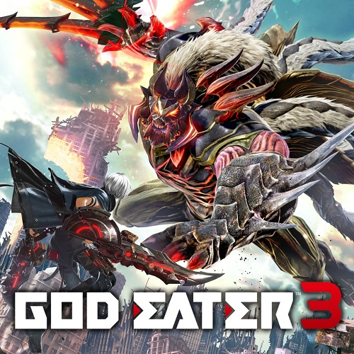 Poster God Eater 3 (2019) PC | Repack от xatab