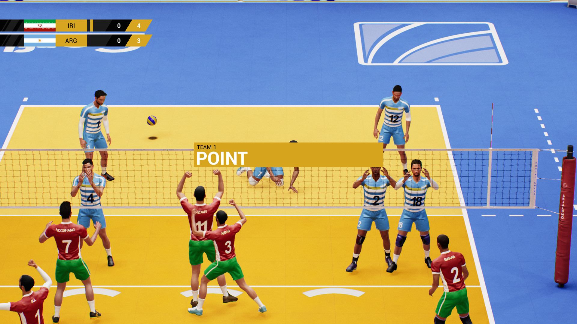 Spike Volleyball (2019/PC/Русский), Лицензия