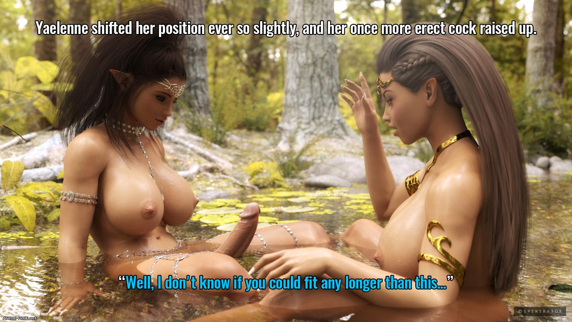 Natural Charm [3DCG] [Uncen] [ENG] Porn Comics