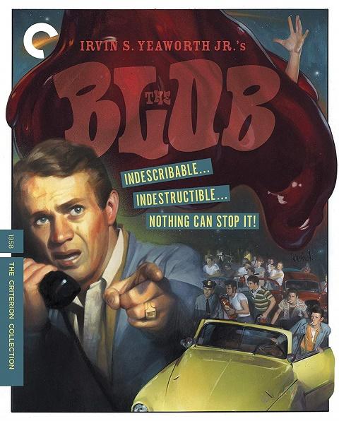 Капля / The Blob (1958) BDRip | P2