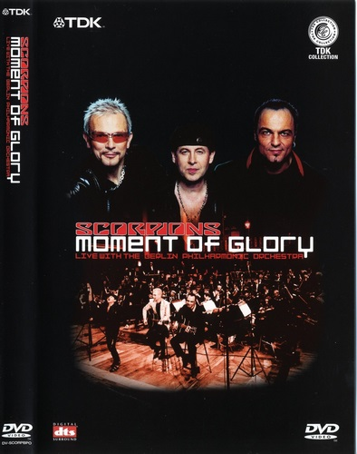 Scorpions - Moment of Glory (2000, DVD9)