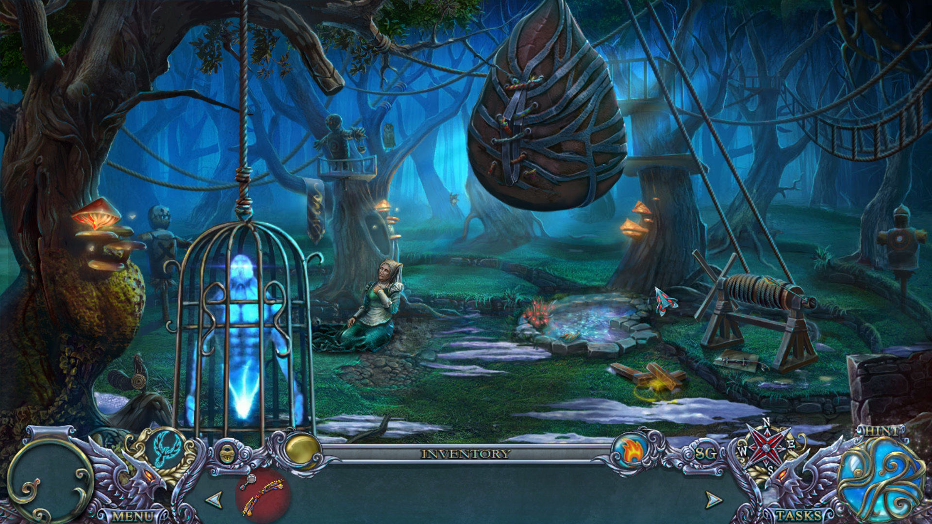 Spirits of Mystery 8: Illusions Collector's Edition (2017/PC/Английский), Unofficial