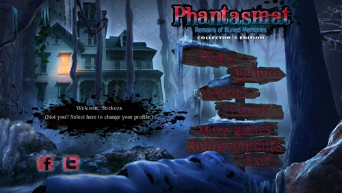 Phantasmat 13: Remains of Buried Memories Collectors Edition 2019-Final
