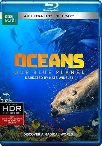 Океаны: Наша Голубая Планета / Oceans: Our Blue Planet (2018) UHD BDRemux [H.265 / 2160p] [4K, HDR, 10-bit] [EN / EN Sub]