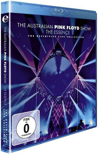 The Australian Pink Floyd Show - The Essence 2013 (2019, Blu-ray)