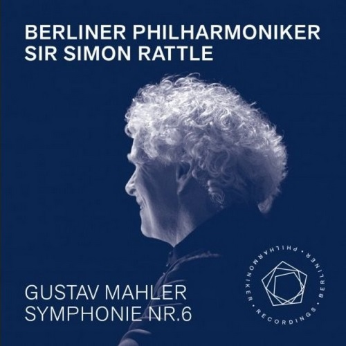 Berliner Philharmoniker - Sir Simon Rattle Symphony No 6 (2018, Blu-ray)