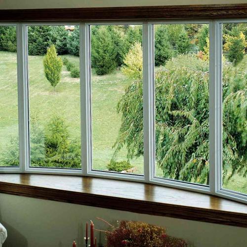 Пластиковые окна – лучшее решение для остекления загородного коттеджа