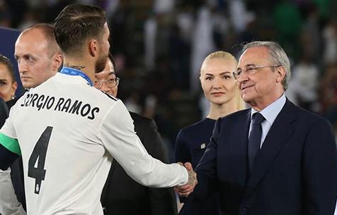 """AS: """"Мадрид"""" хочет за Рамоса 100 миллионов евро"""