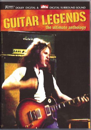 Guitar Legends - The Ultimate Anthology  (2004, DVD5)