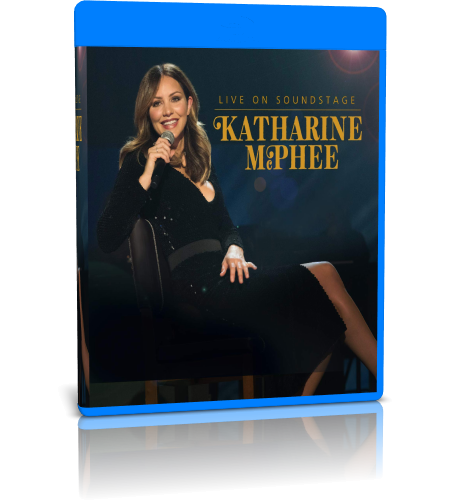 Katharine McPhee - Live on Soundstage (2018, Blu-ray)