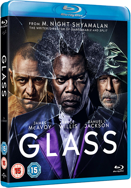 Стекло / Glass (2019) BDRip 1080p | HDRezka Studio