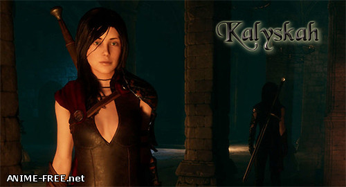 Kalyskah [2018-2020] [Uncen] [ADV, 3D, RPG, Animation] [ENG] H-Game