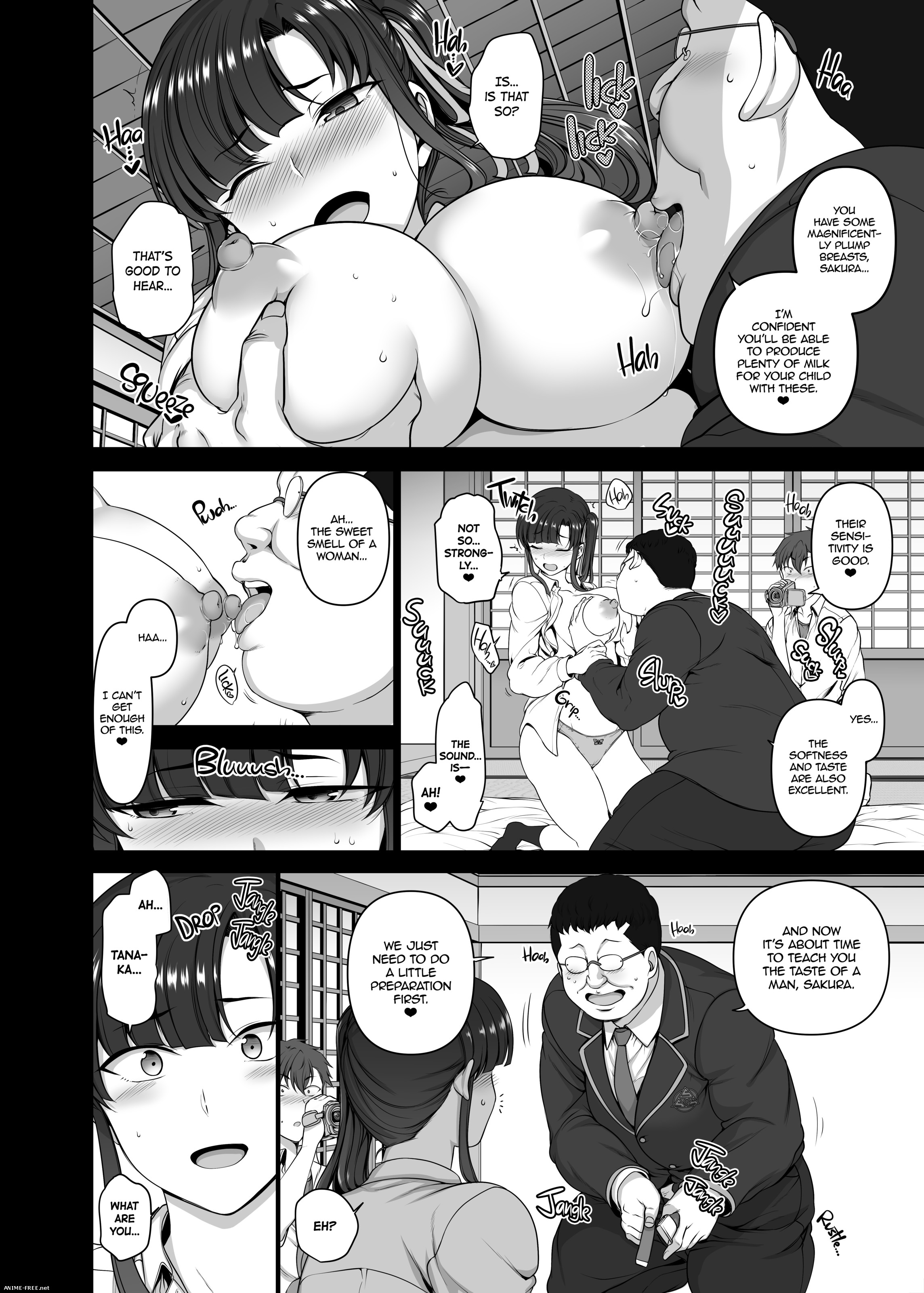 Aiue Oka (Collection) - Сборник хентай манги [Ptcen] [ENG,JAP] Manga Hentai