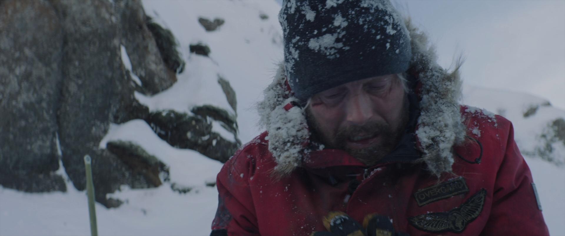 Затерянные во льдах / Arctic (2018/BDRip) 1080p / Sub