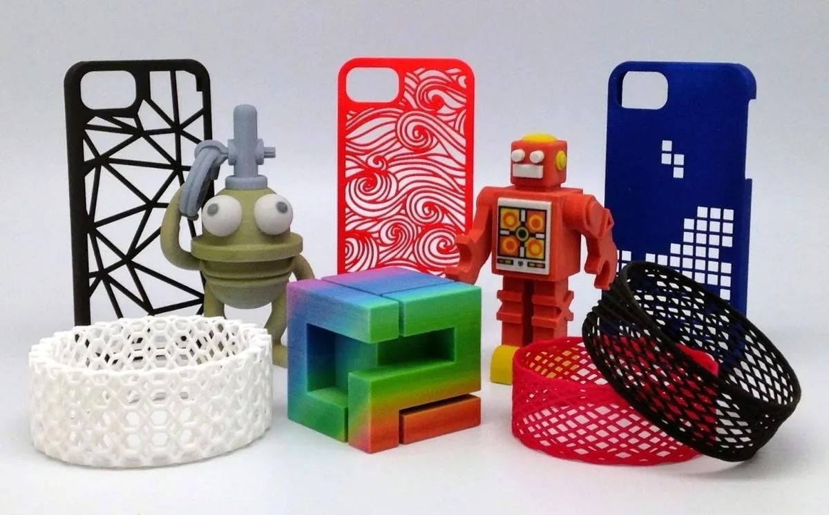 Разнообразие и особенности работы современных 3D-принтеров