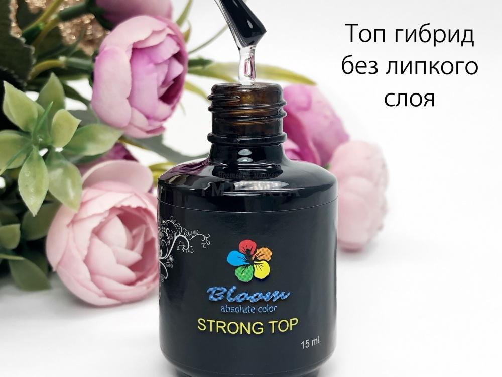 Bloom Топ для гель-лака СТРОНГ 15 мл