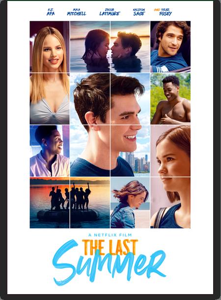 Последнее лето / The Last Summer (2019)
