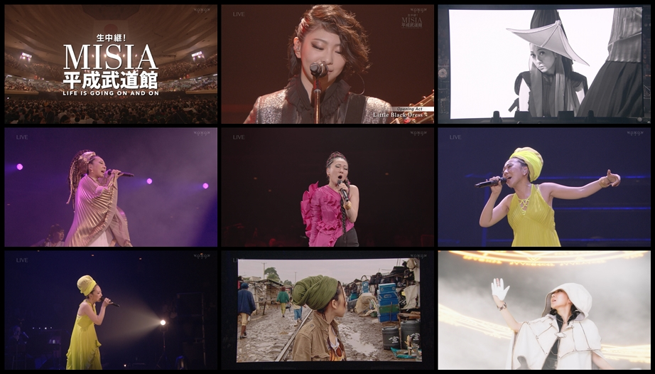 20190507.1647.2 MISIA - Live Broadcast! MISIA Heisei Budokan ~Life is going on and on~ (WOWOW 2019.04.28).ts.jpg